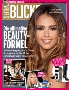 Seiten Blicke 2014